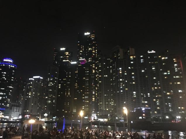 Busan Skyline